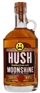 Hush Moonshine Country Maple 750ml